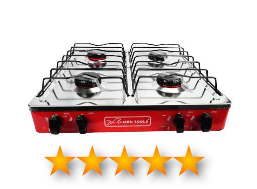 las mejores estufas de mesa 4 quemadoreslas mejores estufas de mesa 4 quemadores