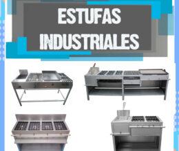 Estufa industrial – Las mejores estufas industriales y comerciales de México