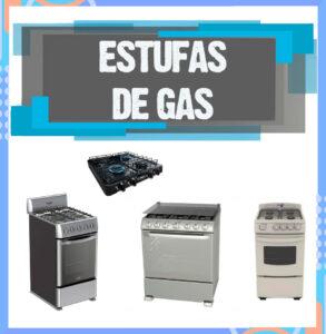 mejores estufas de gas