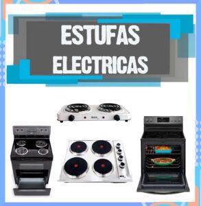 mejores estufas eléctricas