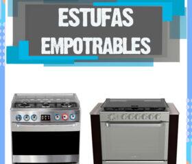 Estufa empotrable – Estas son las mejores estufas para empotrar.