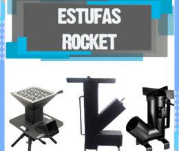Estufa Rocket o Cohete – Las mejores estufas Rocket