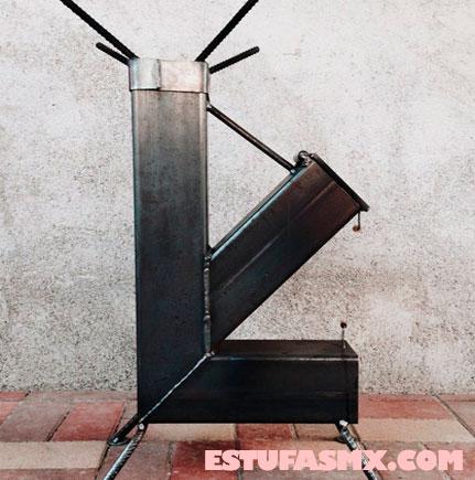 modelos estufa Cohete