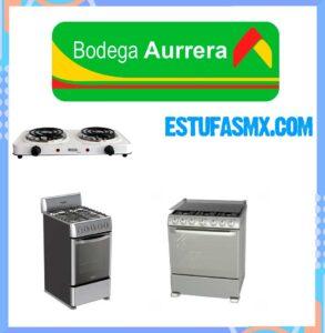 Estufas Bodega Aurrera
