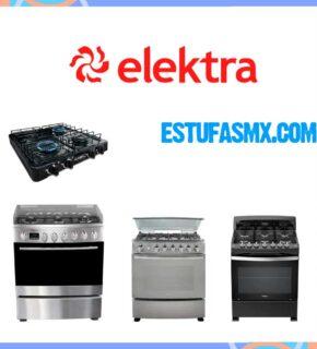 Estufas Elektra
