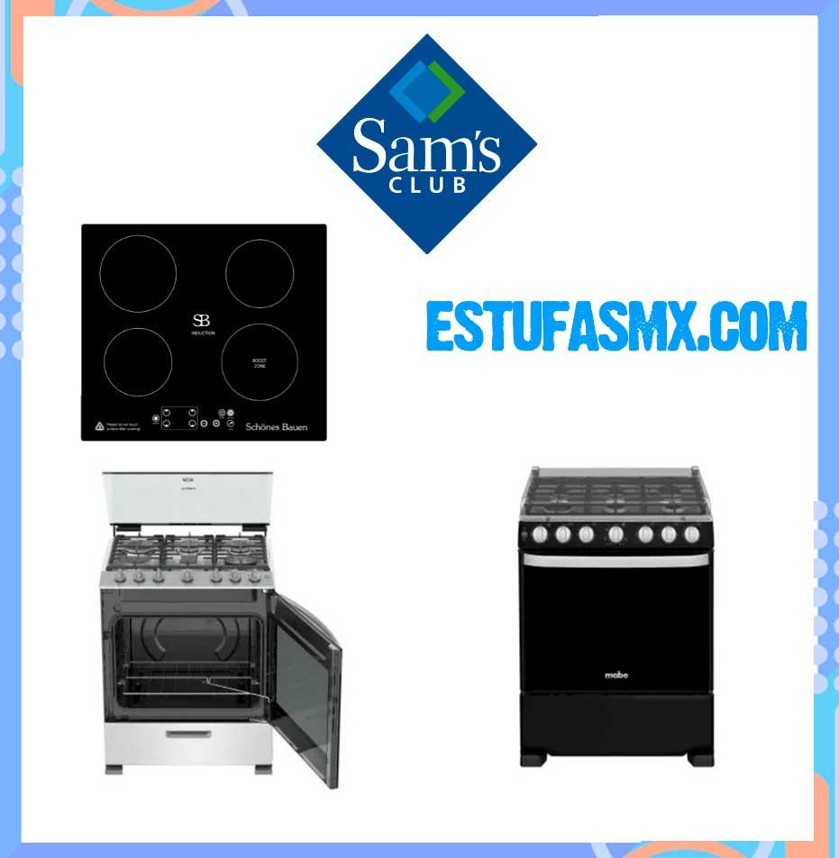 Estufas Sams Club