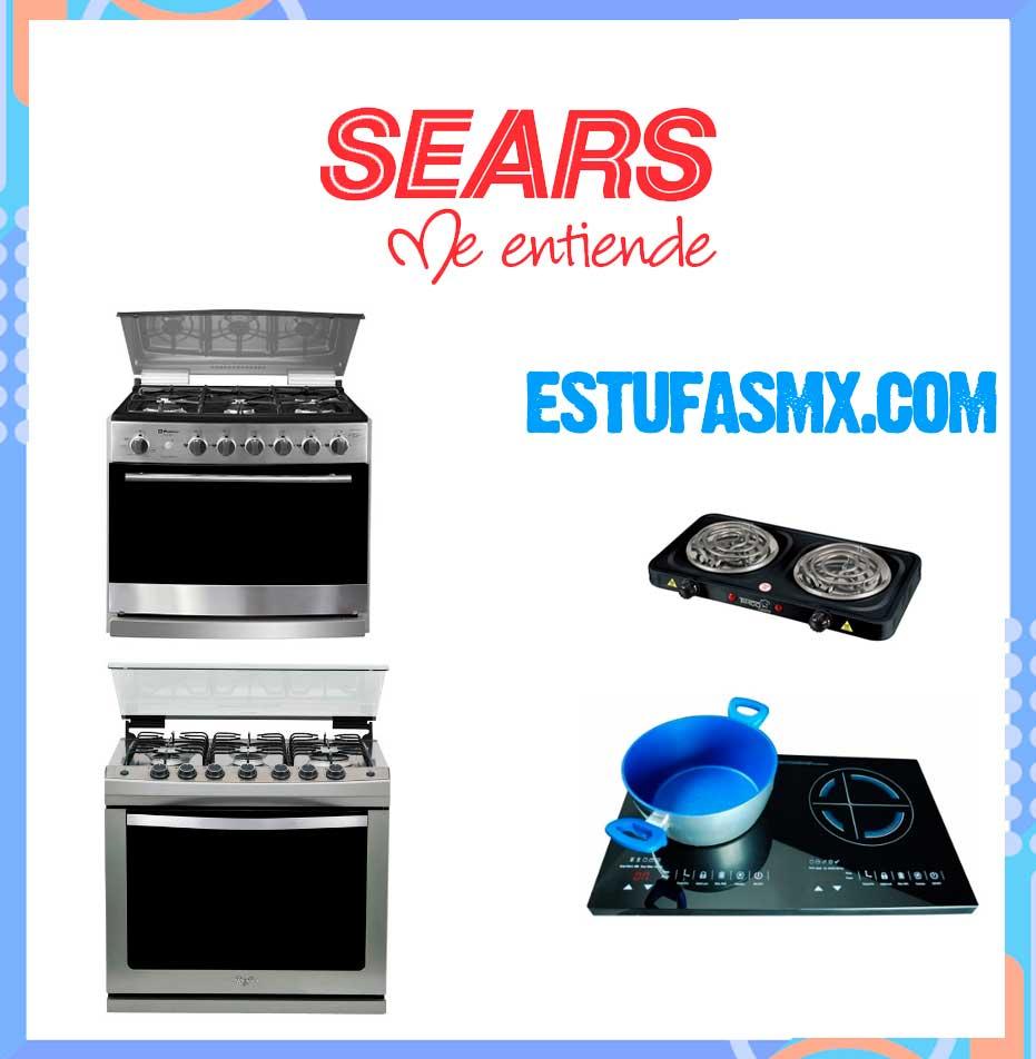 Estufas Sears