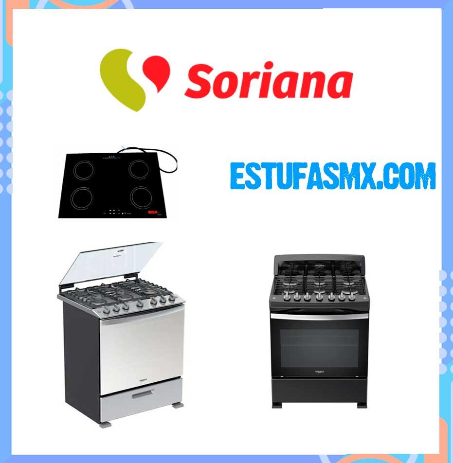 Estufas Soriana