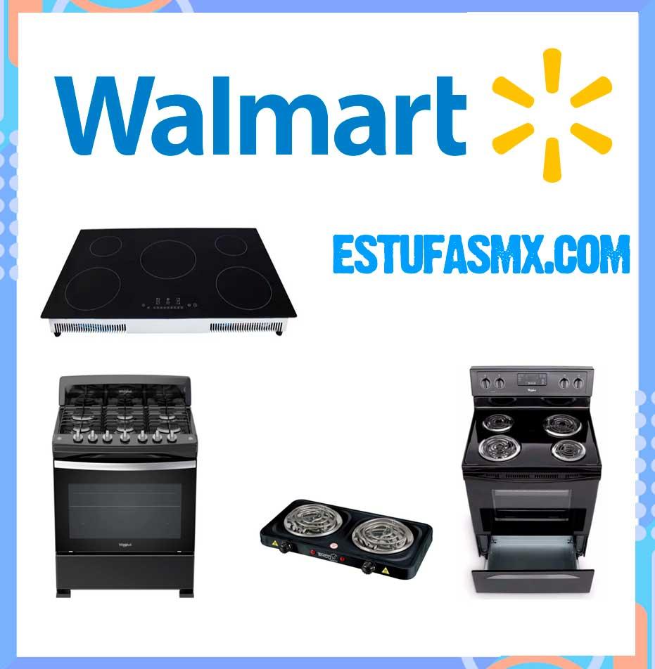 Estufas Walmart