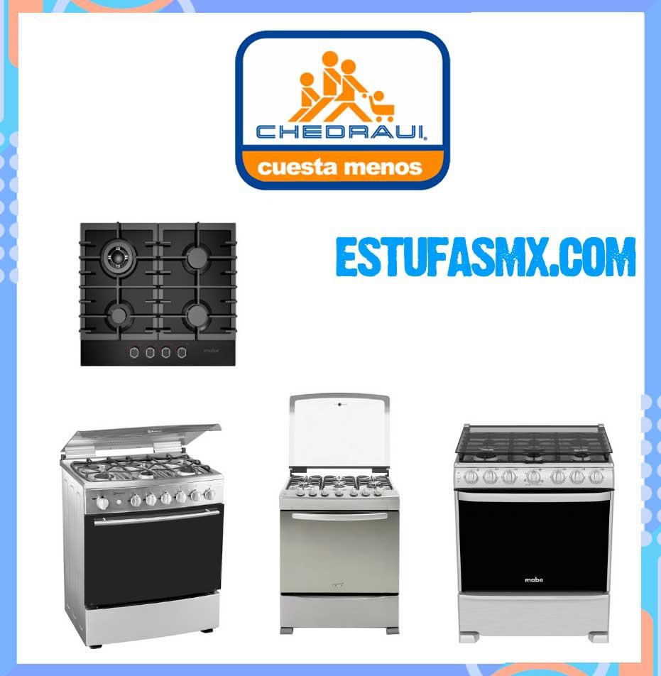 estufas Chedraui